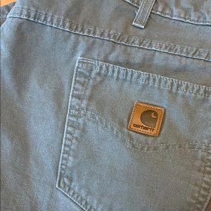 Carhartt Men's Cargo Short. Size 40